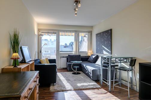 1 pi ce appartement avec terrasse sur le toit meubl - Condition pour louer un appartement meuble ...