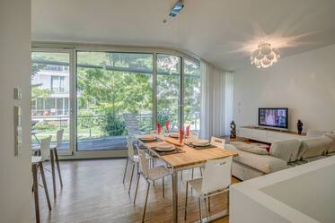 Appartement 4  luxueusement meublé  München Nymphenburg-Gern