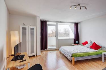 Appartement mobilier attrayant  Sendling