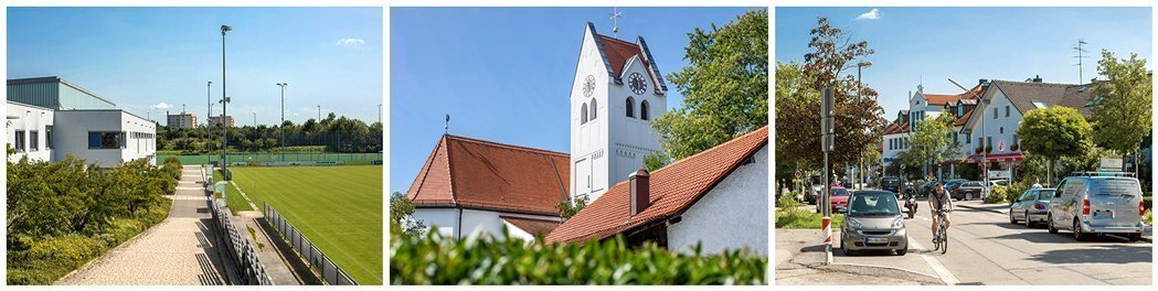 Neuried - © Mr. Lodge GmbH
